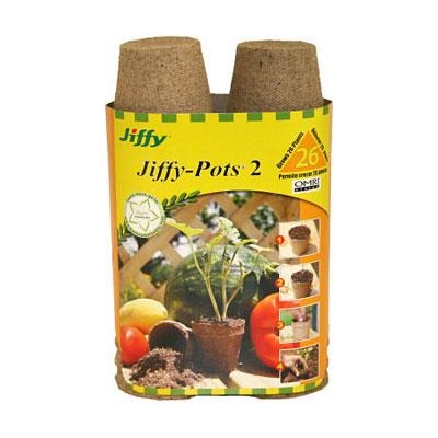 Jiffy Peat Strip