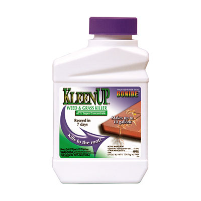 Bonide KleenUp Grass and Weed Killer Concentrate