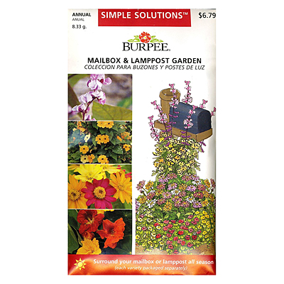 Seeds - VP Simple Solutions, Mailbox & Lamppost Garden