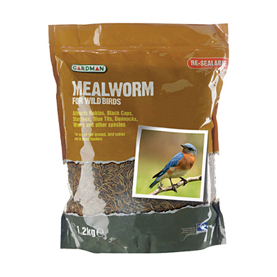 Mealworm Pouch/Bag