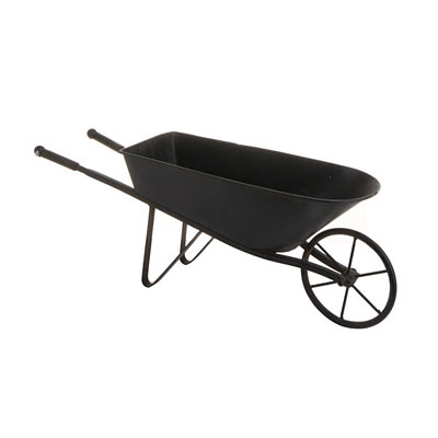 Wheelbarrow - Decorative Metal