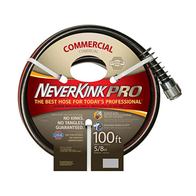 Neverkink Pro Commercial Duty Hose