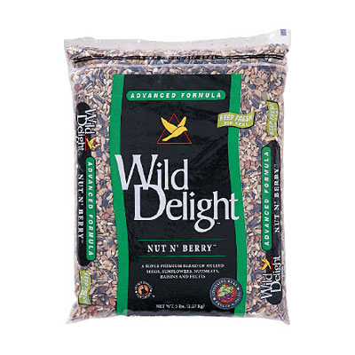 Wild Delight Nut N' Berry Bird Seed