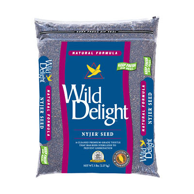 Wild Delight Nyjer Thistle Bird Seed