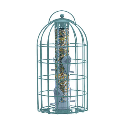 Nuttery The Original Bird Feeder - Ocean Green