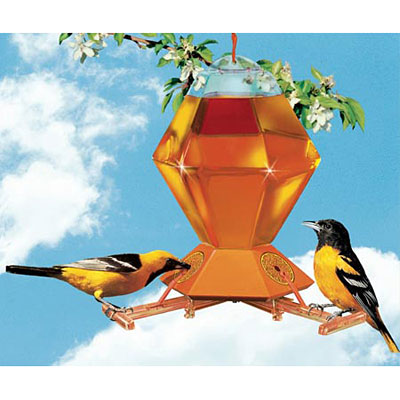 Perky-Pet Deluxe Oriole Feeder