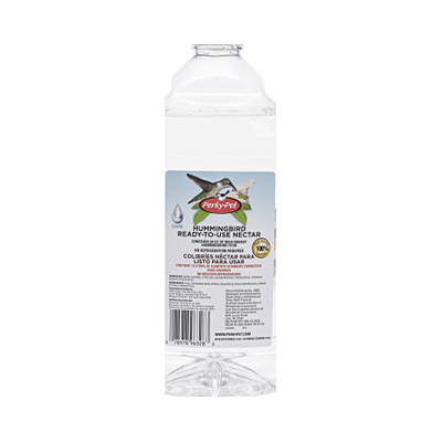 Perky Pet Hummingbird Nectar RTU Clear