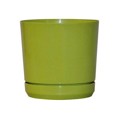 Planter with Saucer - Margarita