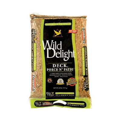 Wild Delight Deck, Porch n' Patio Bird Seed