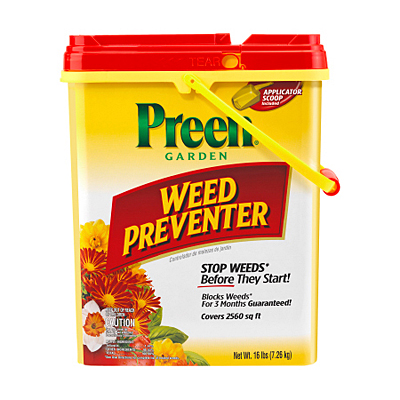 PREEN Weed Preventer Pail