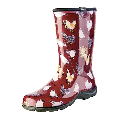 Sloggers Rainboot - Chick Red