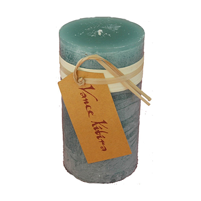 Timber Candle - Sea Glass