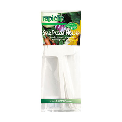 Rapiclip Seed Packet Holder