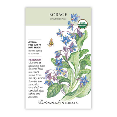 Seeds - BI Borage Org