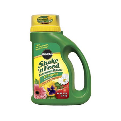 Miracle-Gro Shake & Feed