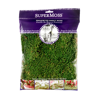 SuperMoss Sheet Moss