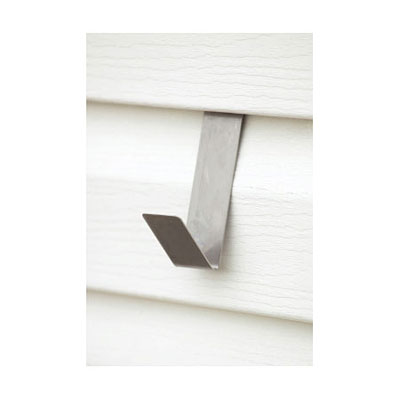 Siding Hook (2/pkg) - Stainless Steel