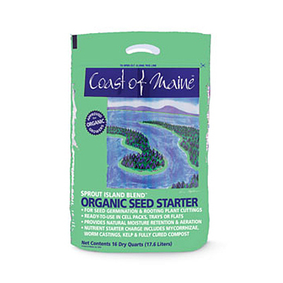 Coast of ME Sprout Island Seed Starter