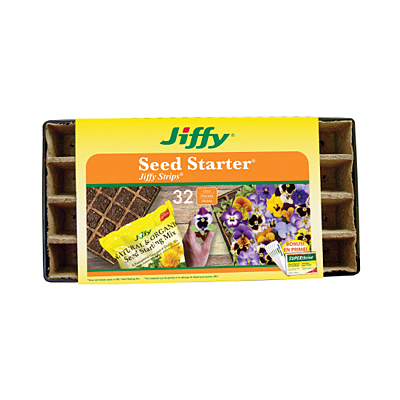Jiffy Strips N' Tray (32 cell)
