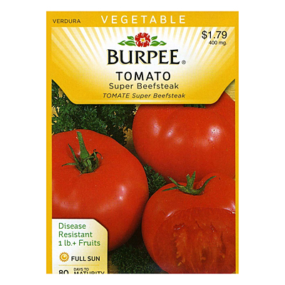 Seeds - Tomato, Giant 'Super Beefsteak'