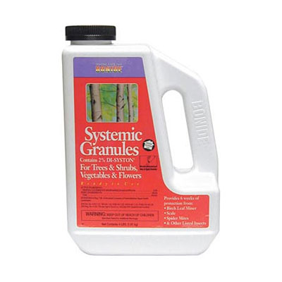 Bonide Systemic Granules Housplant Insect Control