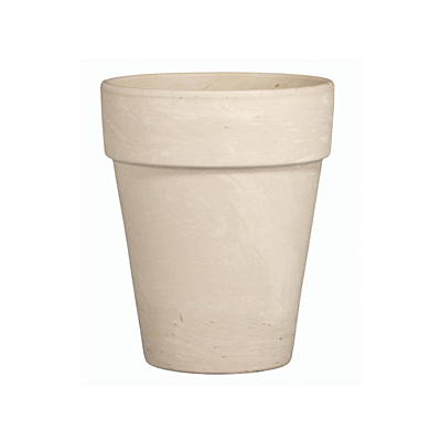 German Tall Standard Pot - Granite Clay