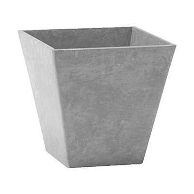 Novelty ELLA ArtStone Tall Planter - Grey