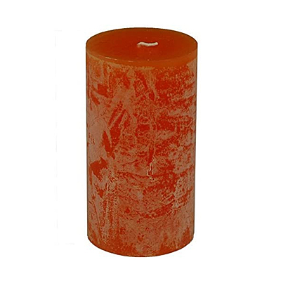 Timber Candle - Tangerine