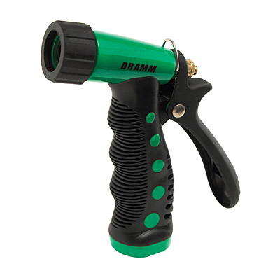 Nozzle - Pistol Dramm Touch N Flow Green