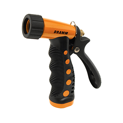Dramm Touch N Flow Pistol Nozzle - Orange