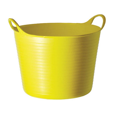 Tubtrug - Yellow