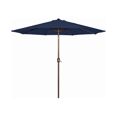 Umbrella - Steel Market Hunter Green
