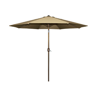 Umbrella - Steel Market Natural