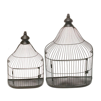 Birdcage - Wall shelf