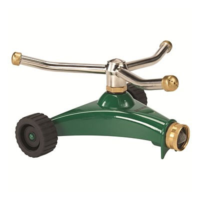 Dramm Whirling Sprinkler - Green