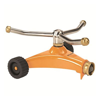 Dramm Whirling Sprinkler - Orange