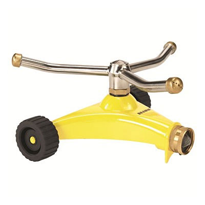Dramm Whirling Sprinkler - Yellow