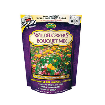 ENCAP Wildflowers Bouquet Mix