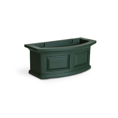 Mayne Nantucket Window Box - Green