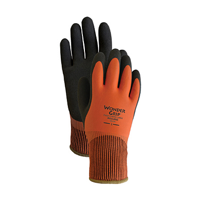 Gloves - Wonder Grip Insulated Dipped Natural Rubber