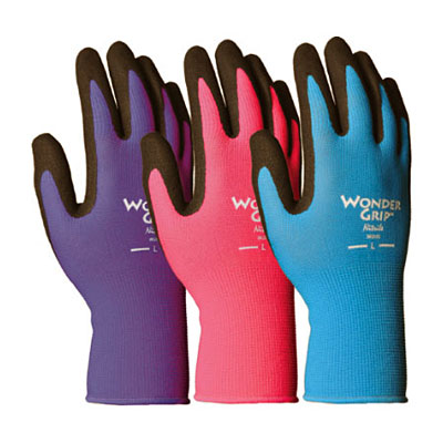 Wonder Grip Glove Nitrile, Nicely Nimble