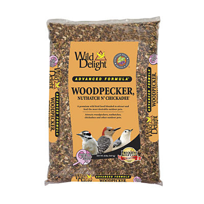 Wild Delight Woodpecker, Nuthatch and Chickadee Bird Seed